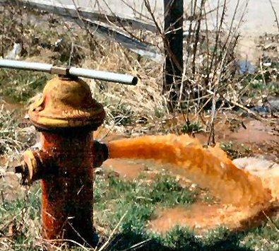 Rusty Water